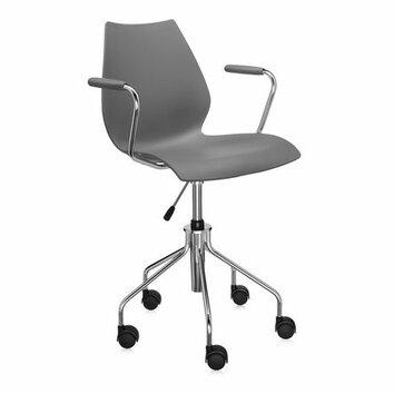 Kartell Maui Desk Chair Amp Reviews Allmodern