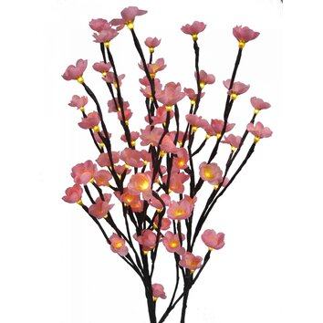 creative motion cherry blossom light 31 4 quot table l 11480 | custom image