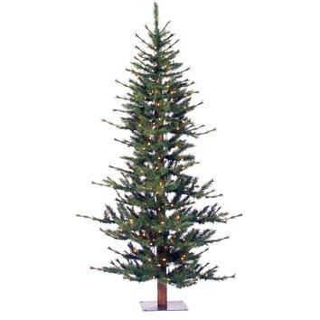 Vickerman Minnesota Pine 6 Green Artificial Half