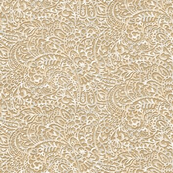 York Wallcoverings Risky Business 27 X 27 Quot Paisley 3d