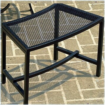 Cobraco Bravo Metal Mesh Fire Pit Bench Amp Reviews Wayfair