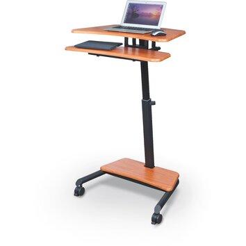 Balt Up Rite Av Cart With Sit Stand Desk Amp Reviews Wayfair
