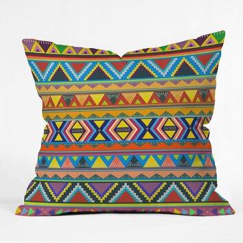 Wayfair Green Throw Pillows : DENY Designs Bianca Green Throw Pillow & Reviews Wayfair