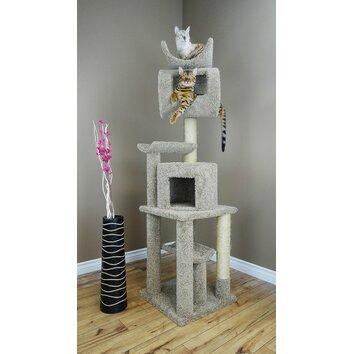 New Cat Condos 72 Quot Premier Playstation Cat Tree Amp Reviews