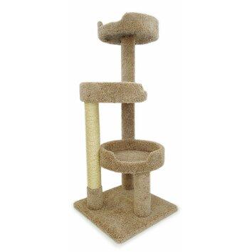 New Cat Condos 50 Quot Premier Kitty Pad Cat Tree Amp Reviews