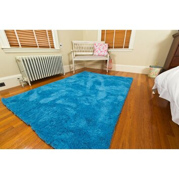 Mats Inc Super Soft Micro Fiber Blue Area Rug Amp Reviews