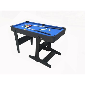 Voit space saver 4 39 pool table reviews - Space needed for pool table ...