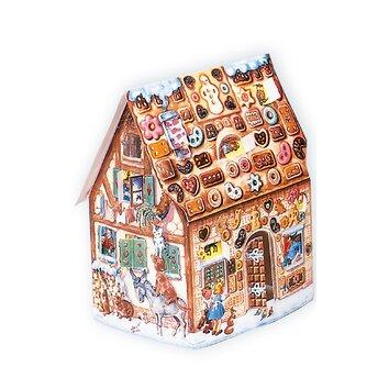 Alexander Taron Gingerbread House Advent Calendar Wayfair