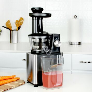 Versapers Slow Juicer Reviews : Kalorik Slow Juicer & Reviews Wayfair