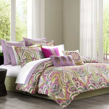 Echo Design Vineyard Paisley Comforter Collection