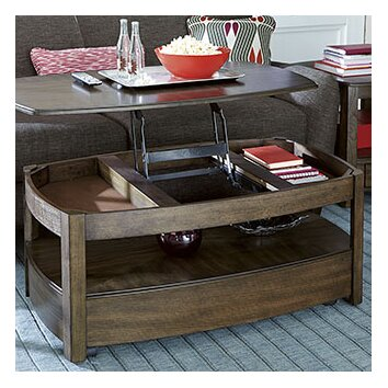 Hammary Primo Coffee Table With Lift Top Amp Reviews Wayfair