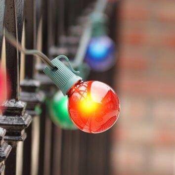 Wintergreen Lighting 33-Light Globe String Lights Wayfair