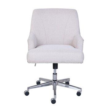 Serta At Home Serta Leighton Desk Chair Amp Reviews Wayfair