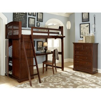 Birch Lane Kids Haynes Loft Bed Wayfair