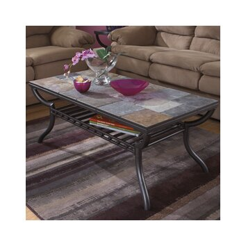 Signature Design By Ashley Jessica Coffee Table Amp Reviews