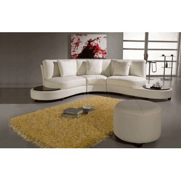 Hokku Designs Pyrite Sectional Amp Reviews Wayfair