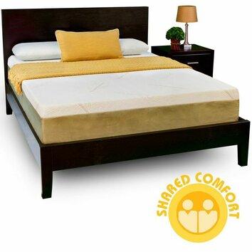 Sweettop darling 10 memory foam mattress reviews wayfair - Chaise daling ...
