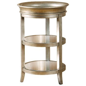 Pulaski Three Shelf End Table Amp Reviews Wayfair