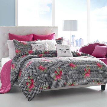 Betsey Johnson Polished Punk Comforter Set Wayfair