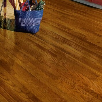 Bruce Flooring Dundee 2 1 4 Quot Solid Red White Oak
