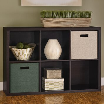 ClosetMaid Decorative Storage 30 Cube Unit Bookcase Reviews