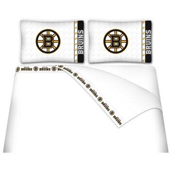 Sports Coverage Nhl Boston Bruins Sheet Set Amp Reviews