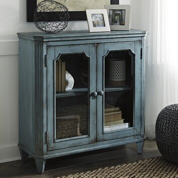 One Allium Way Adainville Accent Cabinet Amp Reviews Wayfair