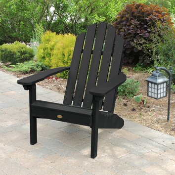 Beachcrest Home Albion Classic Adirondack Beach Chair
