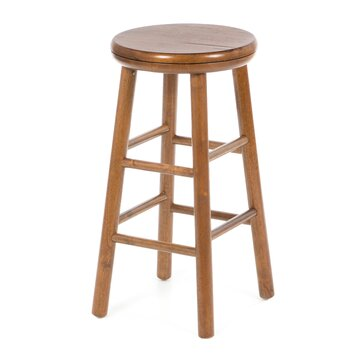 Loon Peak Aberdeen 25 Quot Swivel Bar Stool Amp Reviews Wayfair