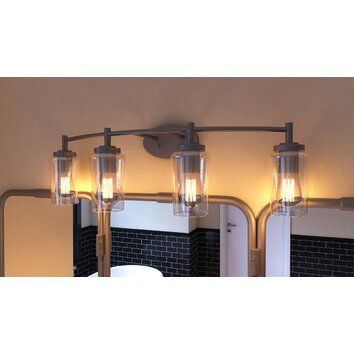Trent Austin Design Loveland 4 Light Vanity Light