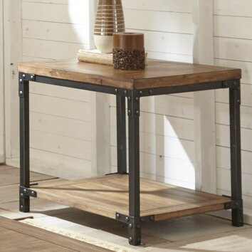 Erie End Table & Reviews
