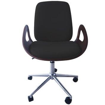 Porthos Home Caroline Adjustable Office Chair Reviews Wayfair