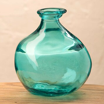 Vivaterra Bubble Recycled Glass Balloon Vase Amp Reviews