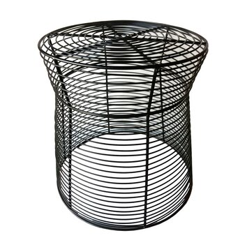Pangaea Metal Wire Stool Or Side Table Amp Reviews Wayfair