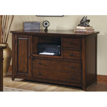 Liberty Furniture Leyton Credenza Desk Amp Reviews Wayfair