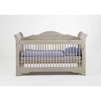 steens 3 in 1 umwandelbares babybett lotta. Black Bedroom Furniture Sets. Home Design Ideas