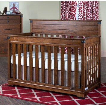 Child Craft Redmond Convertible Crib Amp Reviews Wayfair