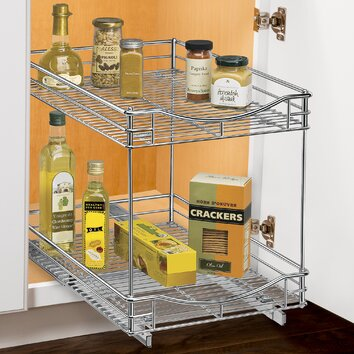 Lynk Lynk Professional Roll Out Double Shelf Pull Out