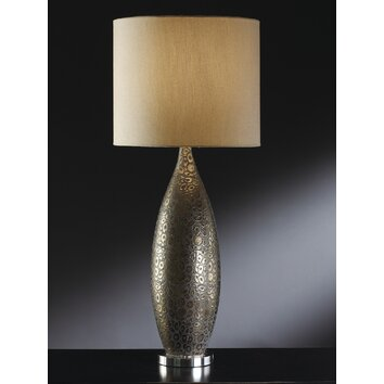 Crestview Manhattan Leopold 33 Quot Table Lamp Amp Reviews Wayfair