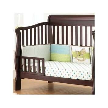 Sorelle tuscany mini siderail toddler bed conversion kit for Tuscany conversions