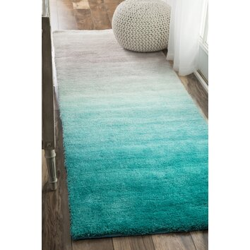 kid in bathroom jillian turquoise tufted area rug amp reviews joss amp 13311