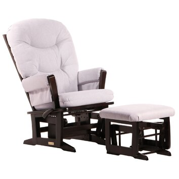 Dutailier ultramotion multi position recline modern glider for Chaise dutailier