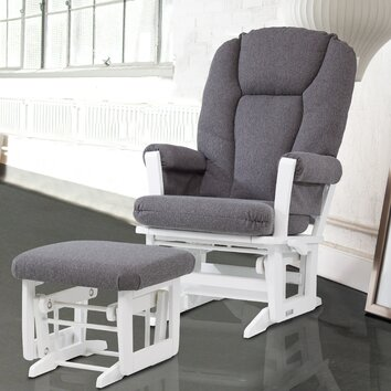 Dutailier ultramotion multi position reclining modern for Chaise bercante dutailier