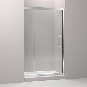 Kohler Lattis 48 Quot X 76 Quot Pivot Shower Door Wayfair