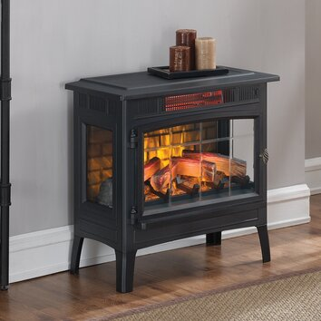 Duraflame Infrared Quartz Electric Fireplace Amp Reviews