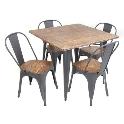 Trent Austin Design Claremont 5 Piece Dining Set