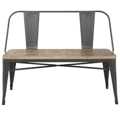 Trent Austin Design Southglenn Wood Kitchen Bench