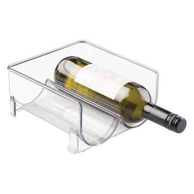 InterDesign Stackable 2 Bottle Tabletop Wine Rack