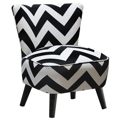 Skyline Furniture Mid Century Ziggy Slipper Chair