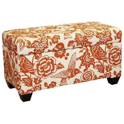 Skyline Furniture Upholstered Storage Ott..